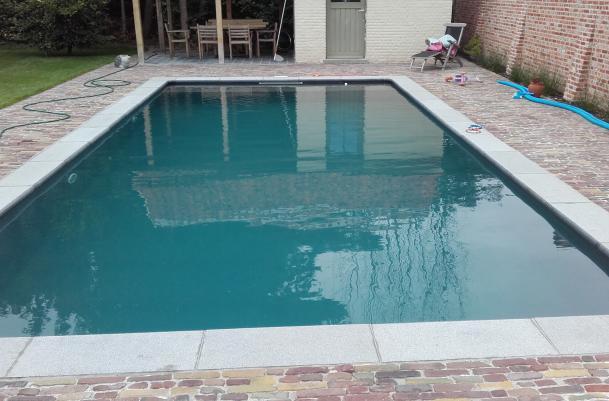 Zwembaden foliewerken rtc for Zwembad leggen